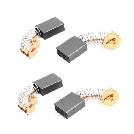 Replacement Electric Motors by 4 Pcs Replacement Electric Motor Carbon Brushes 17mm X