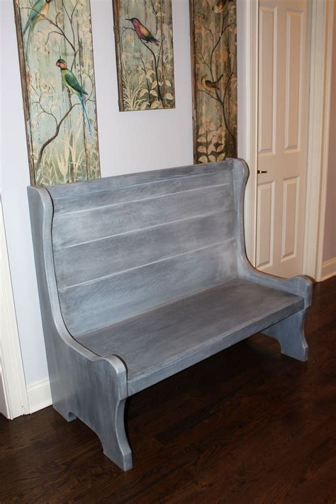 painting   church pew  general finishes