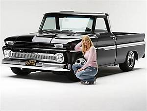 1964 Chevy Shortbed - Custom Classic Trucks