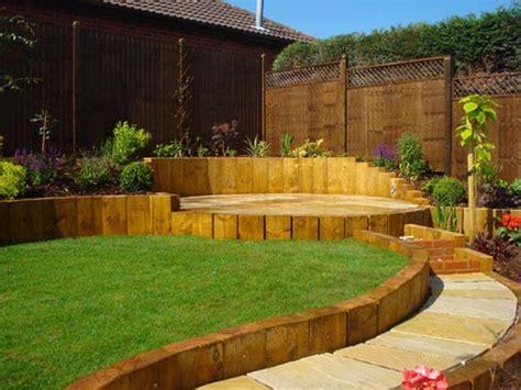 sloping garden design inspiration gardenlife blog