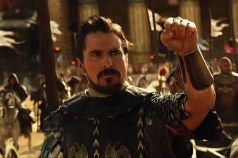 Christian Bale Breaking Bad Aaron Paul Exodus