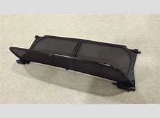 Purchase BMW MINI CONVERTIBLE OEM WIND DEFLECTOR R52