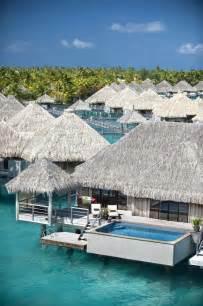 St. Regis Resort Bora Bora Tahiti