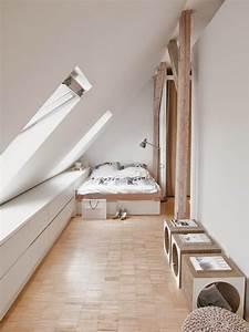 comment amenager une chambre sous combles lili in wonderland With amenager une chambre dans les combles