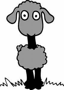 Mouton Clipart Black And White - ClipArt Best