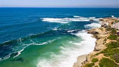 Ocean Biome Threats Coast Pacific California
