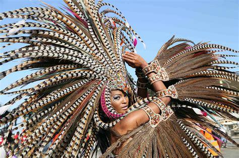 Carnival Celebrations Culminate On Mardi Gras