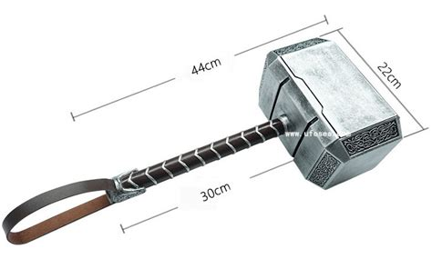 thor hammer movie props cosplay item the weapon of thor