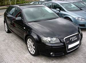 Audi A3 Sportback Tdi Technical Details  History  Photos