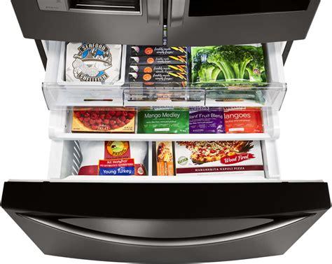 organization in the kitchen lg lfxs30796 36 inch door refrigerator with 3775