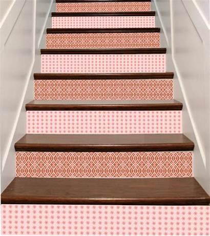 Stair Risers Tile Stairs Border Adhesive Vinyl