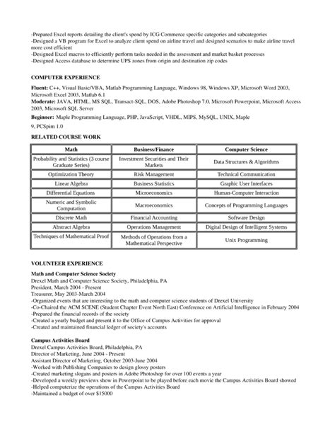 Financial Analyst Resume Template Free by Professional Financial Analyst Resume Exle Template