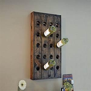 Porte Bouteille Vin : porte bouteille vin vintage ~ Melissatoandfro.com Idées de Décoration
