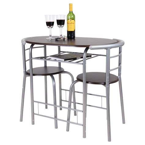 kitchen bistro table and chairs chicago 3 piece dining table and 2 chair set breakfast