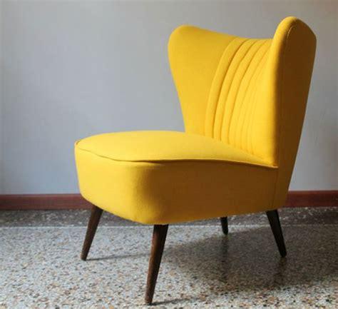 chaise de bureau jaune fauteuil jaune la couleur intemporelle et tendance