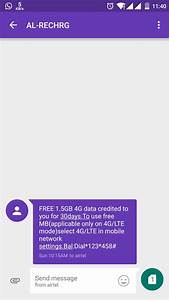 Airtel Users Get 2GB 4G Data For Just Rs 2 Only For 30
