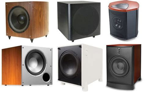 How To Pick The Right Subwoofer Cnet
