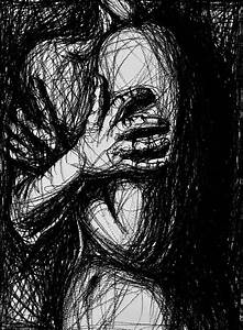 210 best images about Anxiety art on Pinterest | Anxiety ...