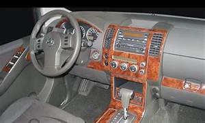 Buy Nissan Frontier Se Le Interior Wood Carbon Dash Trim