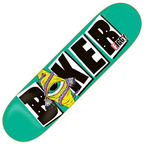 Baker Skateboard Decks 775 by Baker Skateboards Baker Justin Figueroa Icon Skateboard
