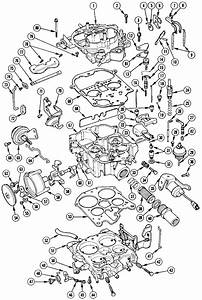 29 Rochester 2 Barrel Carburetor Vacuum Diagram