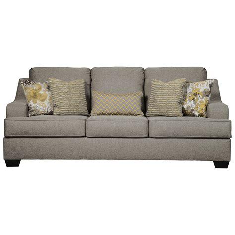 Contemporary Sofa Sleepers by Benchcraft Mandee 9340439 Sofa Sleeper With