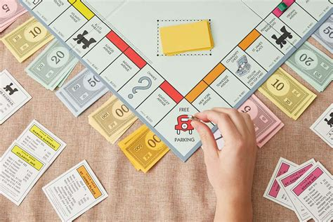 win  landing   parking  monopoly