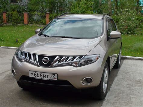 used nissan used 2008 nissan murano photos 3500cc gasoline cvt for