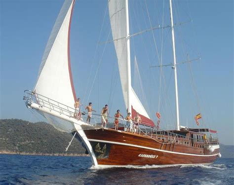 Sailing Boat Expressions by Gulets For Holidays In Turkey Yachting In Bodrum Yacht