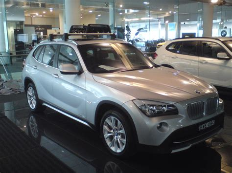 bmw x1 roof rack she s here