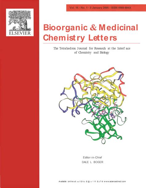 bioorganic and medicinal chemistry letters purdue chemistry the ghosh laboratory journal covers 28529
