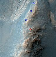Mars NASA High Resolution