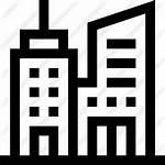 Icon Building Office Icons Premium Svg Buildings