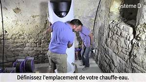 Comment Détartrer Un Chauffe Eau : comment poser et raccorder un chauffe eau thermodynamique youtube ~ Melissatoandfro.com Idées de Décoration