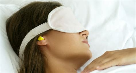 Eye Masks And Earplugs — Sleep Accessories For Better