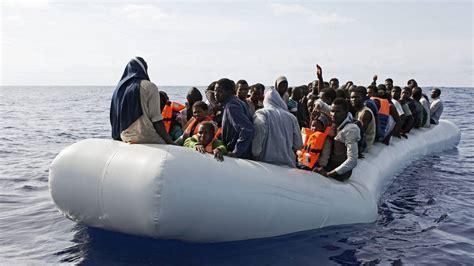 grenzen dicht  afrika wie die eu fluechtlinge vom