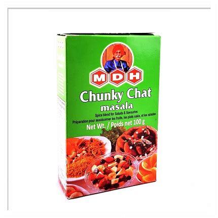 Indiešu garšvielas MDH Čanki čat masala 100g - Cikāde ...