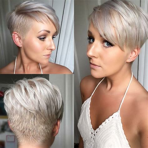 30 Chic Short Pixie Cuts for Fine Hair 2018 Styles Weekly