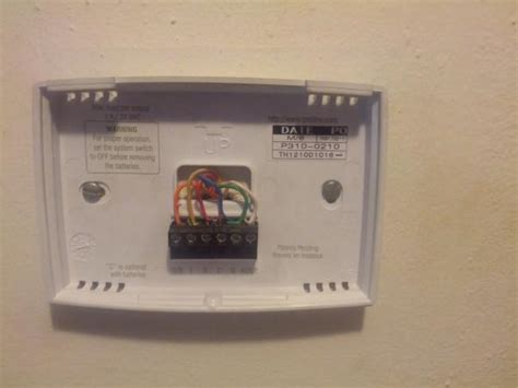 compatible thermostat   system doityourselfcom community forums