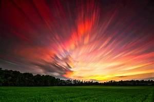 My Modern Shop Spotlight: Gorgeous Smeared Skies by Matt ...