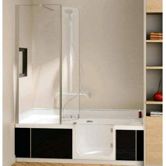 Integrated Shower Units by Carron Quantum Single Ended Bath Uk Bathrooms