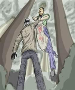 Jason VS Leatherface by Darthpepo1 on DeviantArt