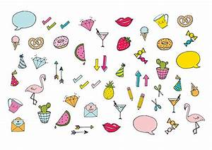colourful printable diary stickers make and tell With create and print stickers