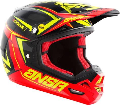 answer motocross helmets 158 07 answer evolve 4 mips mx motocross riding helmet