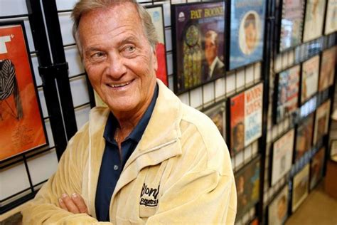 Pat Boone Brings His 'music & Memories' To The Coach House