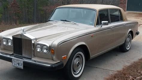 1979 Rolls Royce Silver Wraith Ii by 1979 Rolls Royce Silver Wraith Ii L120 1 Kissimmee 2016