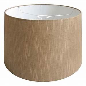 Lampenschirm 40 Cm Durchmesser : lampenschirm durchmesser 40 cm braun stoff bauhaus ~ Bigdaddyawards.com Haus und Dekorationen