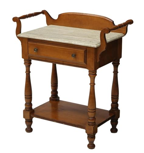 american colonial style washstand tell city spectacular