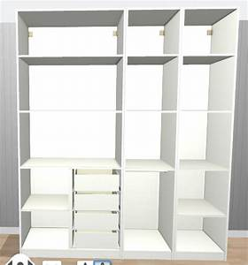 Solution Dressing Pas Cher : nos penderies pas cher avec ikea notre maison rt2012 par ~ Premium-room.com Idées de Décoration