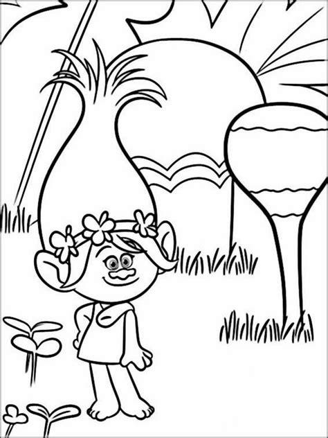Gratis Kleurplaten Trolls by M 229 Larbilder F 228 Rgl 228 Ggningsbilder Trolls 2